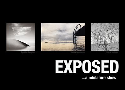 inviation for Exposed show